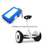 24V Eスクーターのための大容量李イオン電池のパック