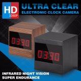 1080P détection A10 de mouvement cachée par appareil-photo de l'horloge HD Len
