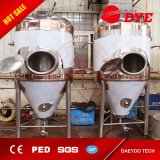 Depósitos de la máquina y de fermentación de la cerveza del arte de la fermentación de la cervecería