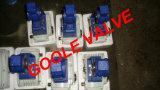 Vanne à bille en V-Port de type Wafer électrique (GAV947QF)