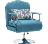 Schwenker-Stuhl/Gewebe-einzelnes Sofa-Bett für Samll Familie, Krankenhaus, Hotel