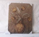 Schilderijen van het Canvas van het Patroon van het Huishouden van tulpen de Bloeiende Decoratieve