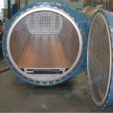 fibre approuvée de carbone de la CE de 3000X12000mm corrigeant l'autoclave (SN-CGF30120)