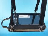 Máquina de ultrasonido veterinario de palma / portátil con sonda rectal