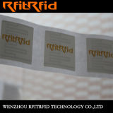 De Breekbare en anti-Valse Slimme Markering RFID van HF/Sticker voor de Veiligheid van Juwelen