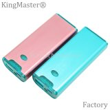 Kingmaster Delicate High Quality 4400mAh Power Bank Chargeur de batterie d'urgence