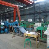 Porte en acier de couleur pour le prix concurrentiel (sh-027)