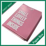 Diseño paquete de la caja de cartón personalizada