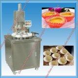 Máquina vendedora caliente de la tarta del huevo 2016