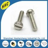 De boulon non standard automatique d'amorçage d'acier inoxydable de pièce en métal de tour demi