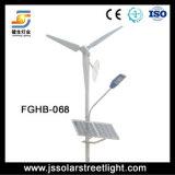 8m 40W LED con vento e gli indicatori luminosi di via ibridi solari