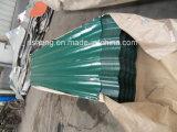 Лист толя Yx25-210-840 (1050) PPGI