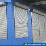 Abat-jour de rouleau en aluminium motorisés extérieurs