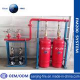 Großhandels-Feuer-Ausgleich-Systeme des Zylinder-FM200 mit Magnetventil