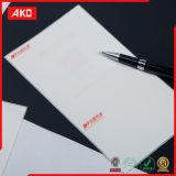 Étiquettes adhésives thermiques pour Qfkd Company