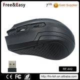 普通サイズ6Dのコンピュータ2.4Gの無線光学マウス