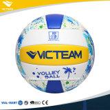 Voleibol cosido esponja rentable del PVC de 2.7m m