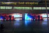Schermo di visualizzazione luminoso eccellente del LED di pubblicità esterna P6
