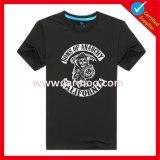 T-shirt ostentando clássico durável de 200 G/M