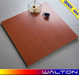 Azulejo de suelo de madera de la baldosa cerámica del azulejo del material de construcción de Walton 600X600 (WT-HD68019S)