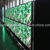Alto pantalla de interior estupenda de la onda del brillo y de la pantalla de visualización de LED de la curva de Difinition P3.91 LED