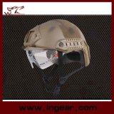 Тип Mh шлема шлема Airsoft Paintball воинский с забралом