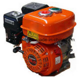 Hoogste Kwaliteit 1 Cilinder de Motor van de Benzine van 6.5 PK