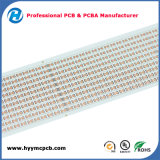 LEDの管の照明HASL表面の仕上げ(HYY-074)のためのアルミニウムPCB