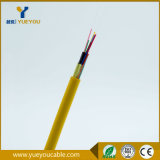 Indoor Tight Buffer 50/125 Multimodo Duplex Fiber Optic Cable