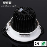Nuevo diseño China LED Downlight 18W ajustable Downlight