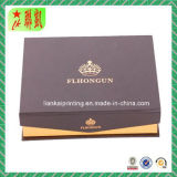 Custome printed one rigid PAPER Sheet box
