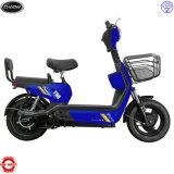48V-500W-20AH Bicicletas azul eléctrico con el CE aprobado - (CW-25)