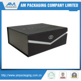 Luxuxmaschinenhälften-Kasten-kundenspezifische Pappe 2 Stufen tapezieren Einlage-Taschen für das 60 Schokoladen-Versenden