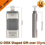이동 전화 승진 선물 다기능 OTG USB 지팡이 (YT-3401)