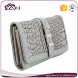 Fani 2 Colors Elegant Design PU Leather Purse Women