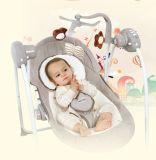 卸し売り新しいデザイン赤ん坊の振動ベッドの赤ん坊のセリウムの証明書が付いている自動受け台の振動