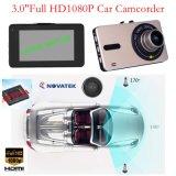 """Macchina fotografica piena del precipitare della videocamera portatile dell'automobile di Hot&Cheap 3.0 """" HD1080p costruita con l'obiettivo di 5.0mega CMOS, H264. Magnetoscopio di Digitahi, HDMI fuori DVR-3013 mobile"""