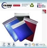 2017 enveloppes en aluminium colorées de la distribution de bulle de film