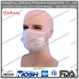 Respirador disponible de la protección del Nonwoven 1ply y mascarilla médica/del hospital