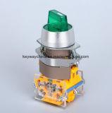Geleuchteter Drehdrucktastenschalter (LA118A Serien)