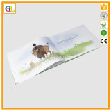 Impresión barata del libro infantil de la cartulina del Hardcover de China