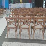 X rückseitige Querstuhl-Auditoriums-Garten-Stühle