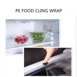 Prix d'usine LLDPE Transparent Stretch Cling Wrap Packing Roll Film