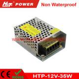 12V-35W alimentazione elettrica non impermeabile costante di tensione LED