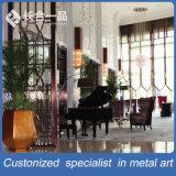 Customizado Modern Steel Steel Divider Screen Dubai Style
