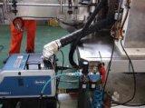 Машина для прикрепления этикеток клея Melt Fed крена горячая