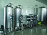 Riga di riempimento di trattamento delle acque dell'acqua della bevanda