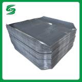 Feuille de glissade en plastique réutilisée par coût bas de HDPE