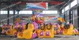Езды взрослых занятности, езды Thrill оборудование, езды когтя энергии (BJ-FR50887)