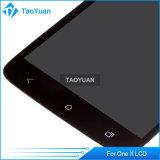 HTC 1 X T328e LCDスクリーンアセンブリのための携帯電話の予備品